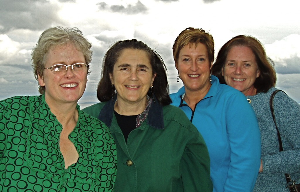 Julie, Lorna, Pat, Gail