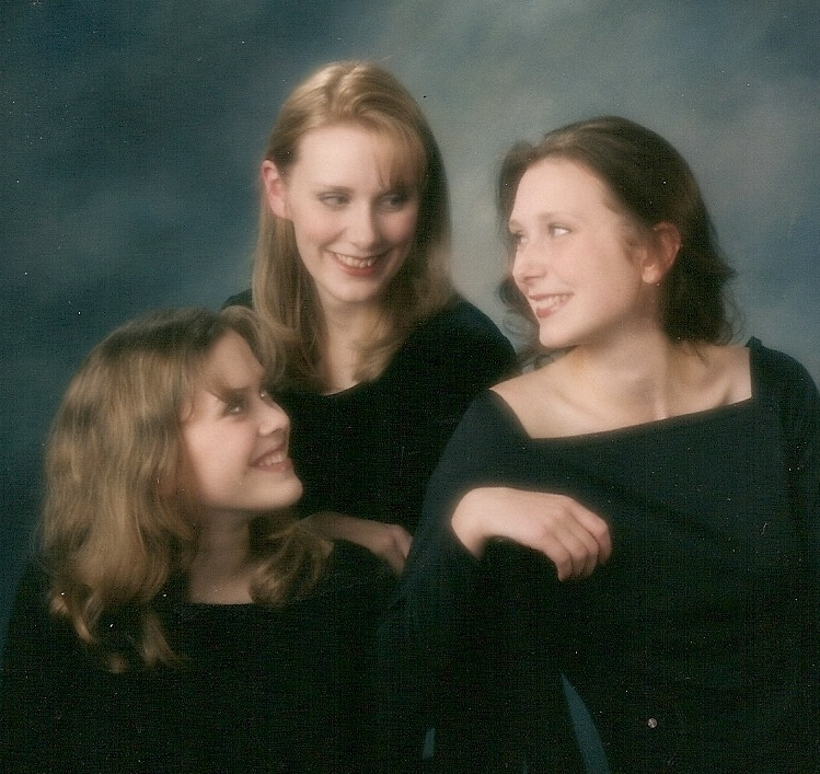 Sara, Sharon, Carolyn